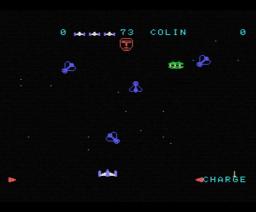 Valkyr (1985, MSX, Gremlin Graphics)
