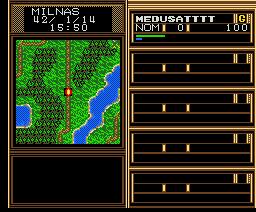 Majin Kyu (1988, MSX2, Sein Soft / XAIN Soft / Zainsoft)