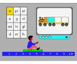 Veilig Leren Lezen - Programma 5 (MSX, Zwijsens Educatieve Software)
