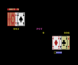Samantha Fox Strip Poker (1986, MSX, Martech Games)