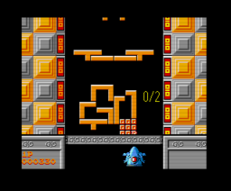 Quarth (Demo Version) (1990, MSX2, MSX2+, Konami)