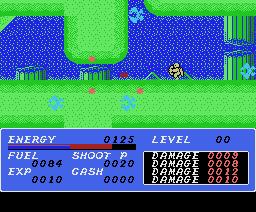 Mirai (1987, MSX, Sein Soft / XAIN Soft / Zainsoft)