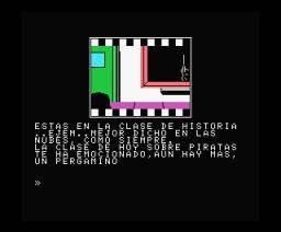 Zipi y Zape (1988, MSX, Dro Soft)