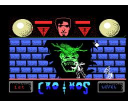 Cronos (1989, MSX, Barnajocs)