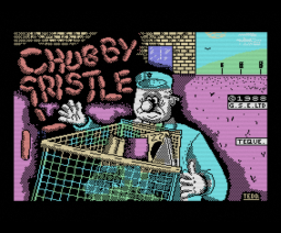 Chubby Gristle (1987, MSX, Grandslam Entertainments)