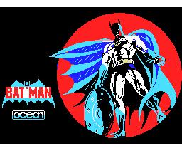 Bat Man (1986, MSX, Ocean)