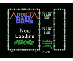 Addicta Ball (1987, MSX, Alligata)