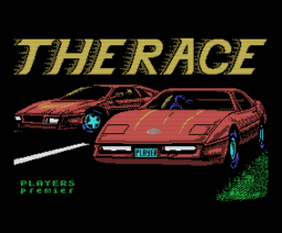 The Race (1990, MSX, Players)