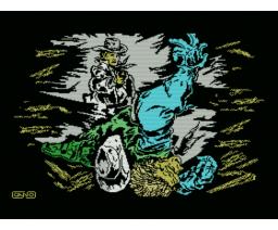 Desperado (1987, MSX, Topo Soft)