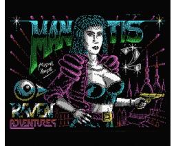 Mantis 2 (1989, MSX, Raven)