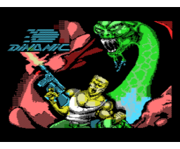 Bestial Warrior (1989, MSX, Zeus Soft)