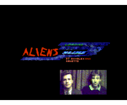 Alien's Slime (1990, MSX2, Raketto & Co & Ax-Alex )