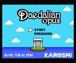 Daedalian Opus (2006, MSX, Karoshi)