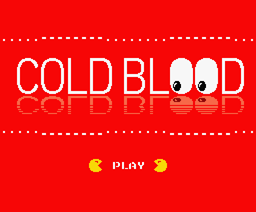 Cold Blood (2009, MSX, Paxanga Soft)