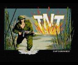 T.N.T. (1987, MSX2, Infogrames)