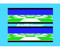 Ballblazer (1988, MSX2, Activision, Lucasfilm Games)