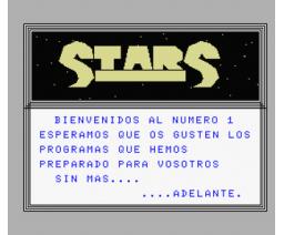 Stars MSX Nº1 (1987, MSX, Stars)