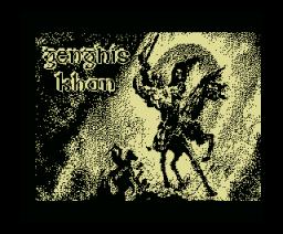 Genghis Khan (1991, MSX, Positive)