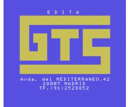 MSX Software Nº2 (1986, MSX, Grupo de Trabajo Software (G.T.S.))