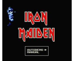 Wasted Years - Iron Maiden Demo (1992, MSX2, The Unicorn Corporation)