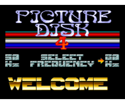Sunrise Picturedisk 04 (1992, MSX2, Sunrise)