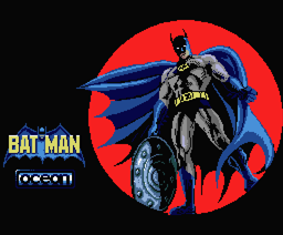 Bat Man (2014, MSX2, FX Software)