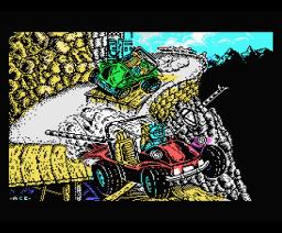 Rock'n Roller (1988, MSX, Topo Soft)