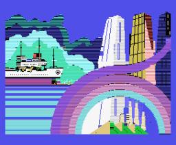 Invierte y Gana (1986, MSX, Idealogic)