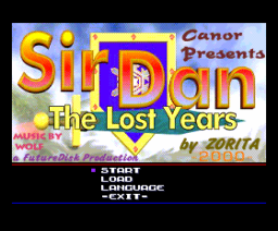 FutureDisk 43 - Sir Dan (1999, MSX2, FutureDisk)