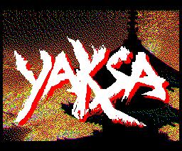 Yaksa (1987, MSX2, Wolfteam)
