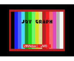 Joy Graph (1983, MSX, Victor Co. of Japan (JVC))
