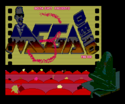 Mega Demo 3 (1992, MSX2, Delta Soft)
