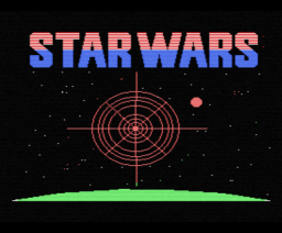 Star Wars (1986, MSX, The Bytebusters)