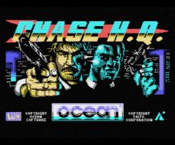 Chase H.Q. (1989, MSX, Ocean)