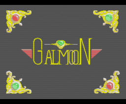 Galmoon (1990, MSX2, Maron Team)