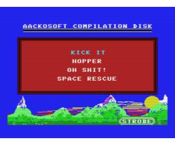 MSX Compilation 5 (1986, MSX, Aackosoft)