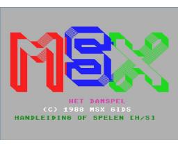 Damspel (1988, MSX, MSX Gids)