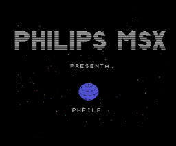 Phfile (MSX, Philips Spain)