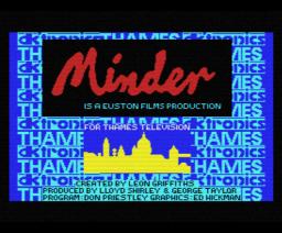 Minder (1985, MSX, DK´Tronics)