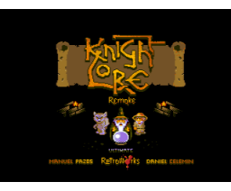 Knight Lore Remake (2009, MSX2, MSX2+, Turbo-R, RetroWorks)
