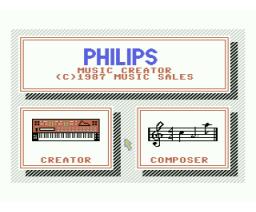 Music Creator (1987, MSX, Music Sales)