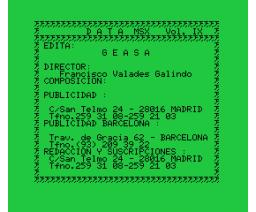 Data MSX Vol. IX (MSX, GEASA)