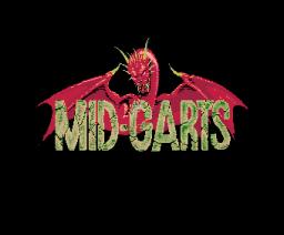 Mid-garts Side A (1989, MSX2, MSX2+, Wolfteam)