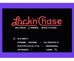 Lock'n Chase (2014, MSX, BFG Studio)