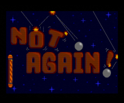 Not Again (1994, MSX2, Flying Bytes)