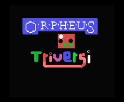 Triversi (1986, MSX, Orpheus)