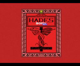 Hades (MSX, Sony)