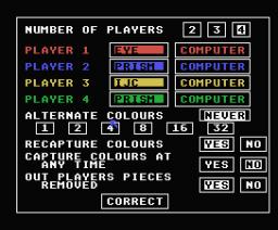 Eye (1987, MSX, Endurance Games)