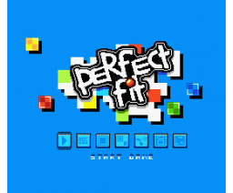 Perfect Fit (2008, MSX, Paxanga Soft)