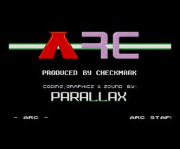 Arc (1990, MSX2, MSX2+, Parallax)